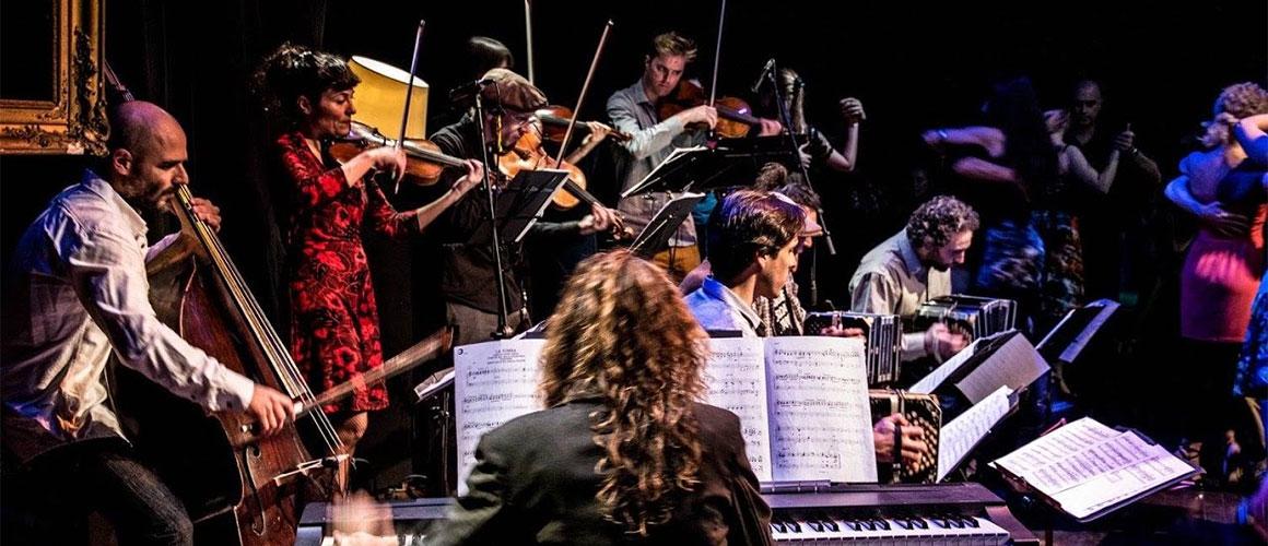 Orquesta Social del Tango